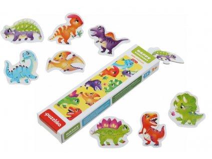 15252 puzzlika naucne puzzle dinosauri 0