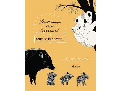 9788000058399 ilustrovany atlas legracnich faktu o mladatech