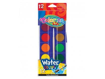 R14014PTR colorino vodovky 12 barev