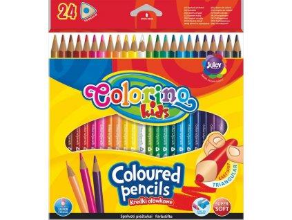 R51828PTR colorino trojhranne pastelky 24 barev