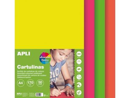 A16216 apli barevne papiry fluor