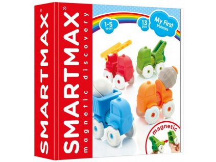smx226 smartmax moje prvni auticka