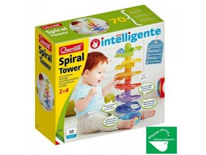 6501 quercetti spiral tower spirolova kulickova vez