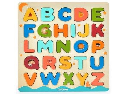 MD2047 mideer vkladaci puzzle abeceda