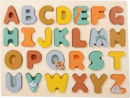 le11703 legler vkladaci puzzle abeceda