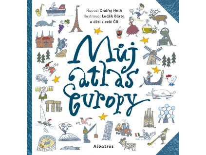 9788000058207 muj atlas evropy
