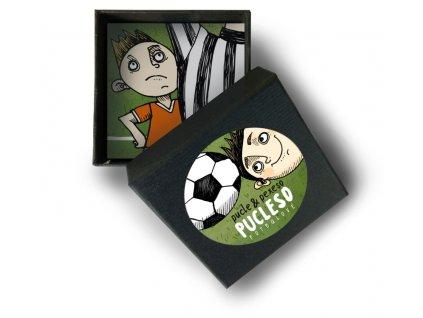 kreslikarna pucleso fotbal
