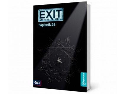 30264 albi kniha exit zapisnik