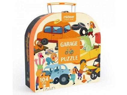 MD3078 mideer puzzle moje garaz