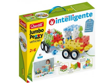 2290 quercetti jumbo peggy vehicles