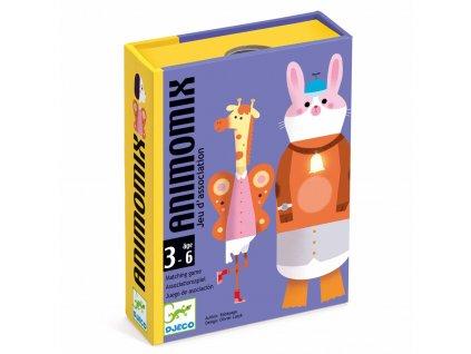 DJ05146 djeco karetni hra animomix