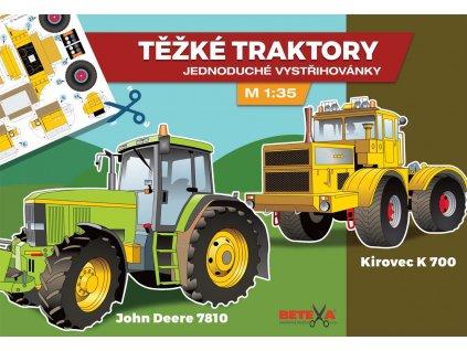 BET 226 Tezke traktory 1 m