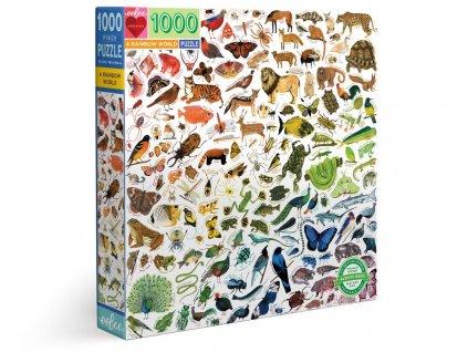 EB PZTRBW eeboo puzzle duhovy svet 1000