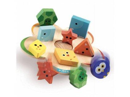 DJ06215 djeco balancni hra s tvary 3