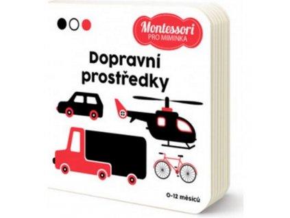 9788076429260 montessori pro miminka dopravni prostredky