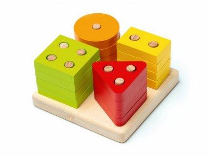 CU15344 cubika tridime tvary