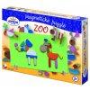 Detoa | Magnetické puzzle ZOO
