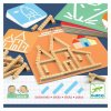 Djeco | Eduludo hra Sticks - poznáváme délky