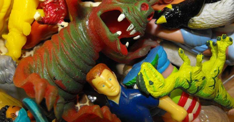Päť dôvodov, prečo nepoužívať plastové hračky