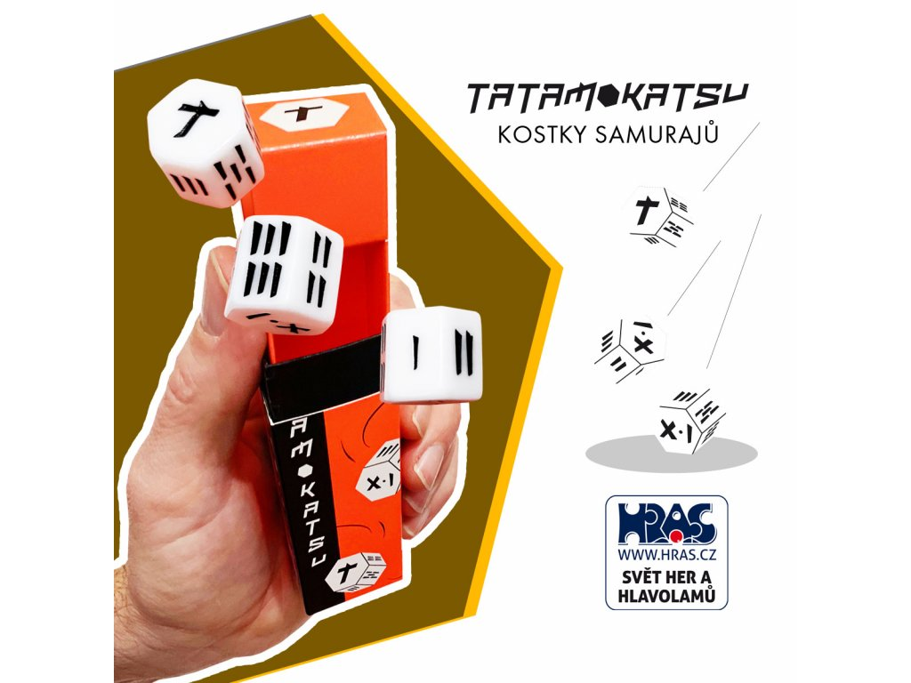 Tatamokatsu - party hra