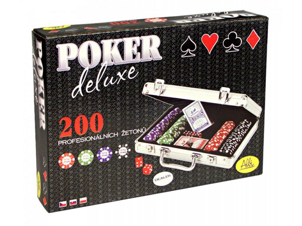 Poker deluxe 200