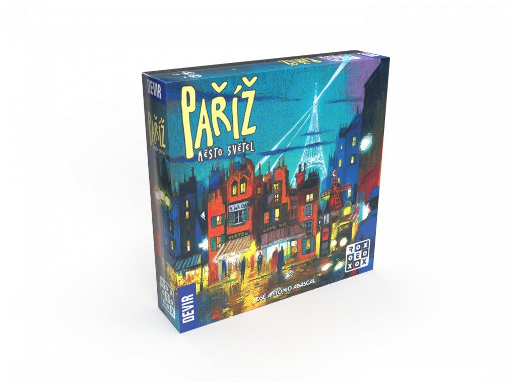 Paříž: Město světel