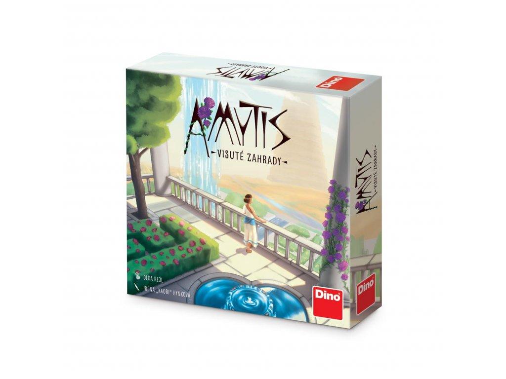 AMYTIS - VISUTÉ ZAHRADY Rodinná hra