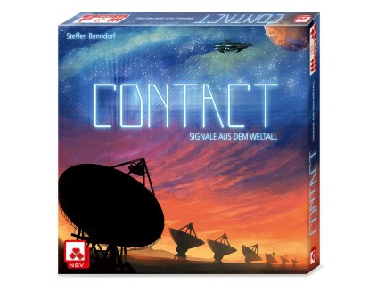 Contact - kooperativní hra