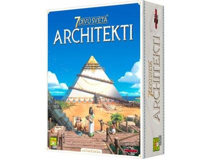 7 divů světa: Architekti