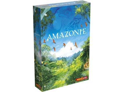 Amazonie - desková hra
