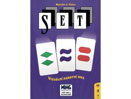 SET! karetní hra