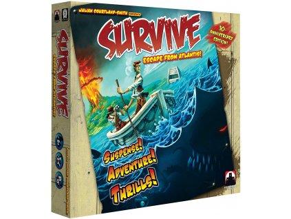 Survive Escape From Atlantis