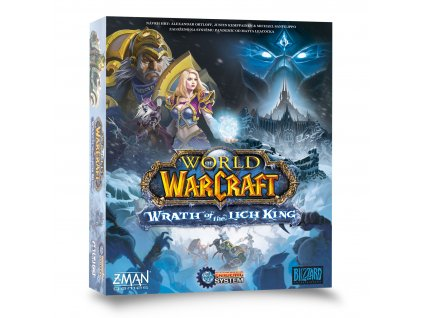 Pandemic: World of Warcraft: Wrath of the Lich King