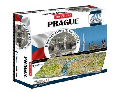 4D Mapa Praha