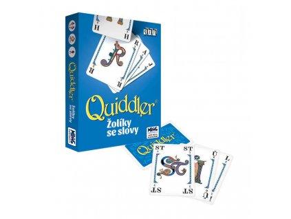 Quiddler CZ