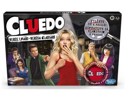 Hasbro Cluedo verze Lháři