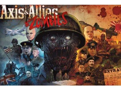 Axis & Allies & Zombies (EN)