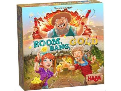 Boom Bang Gold Haba