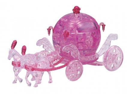 3D Crystal puzzle Královský kočár