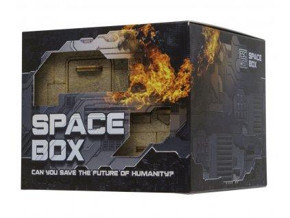 Space Box - tajemná schránka