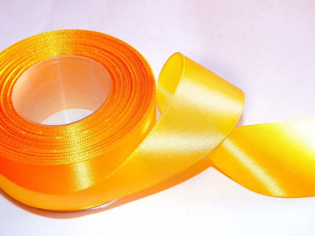 stuha oranzova