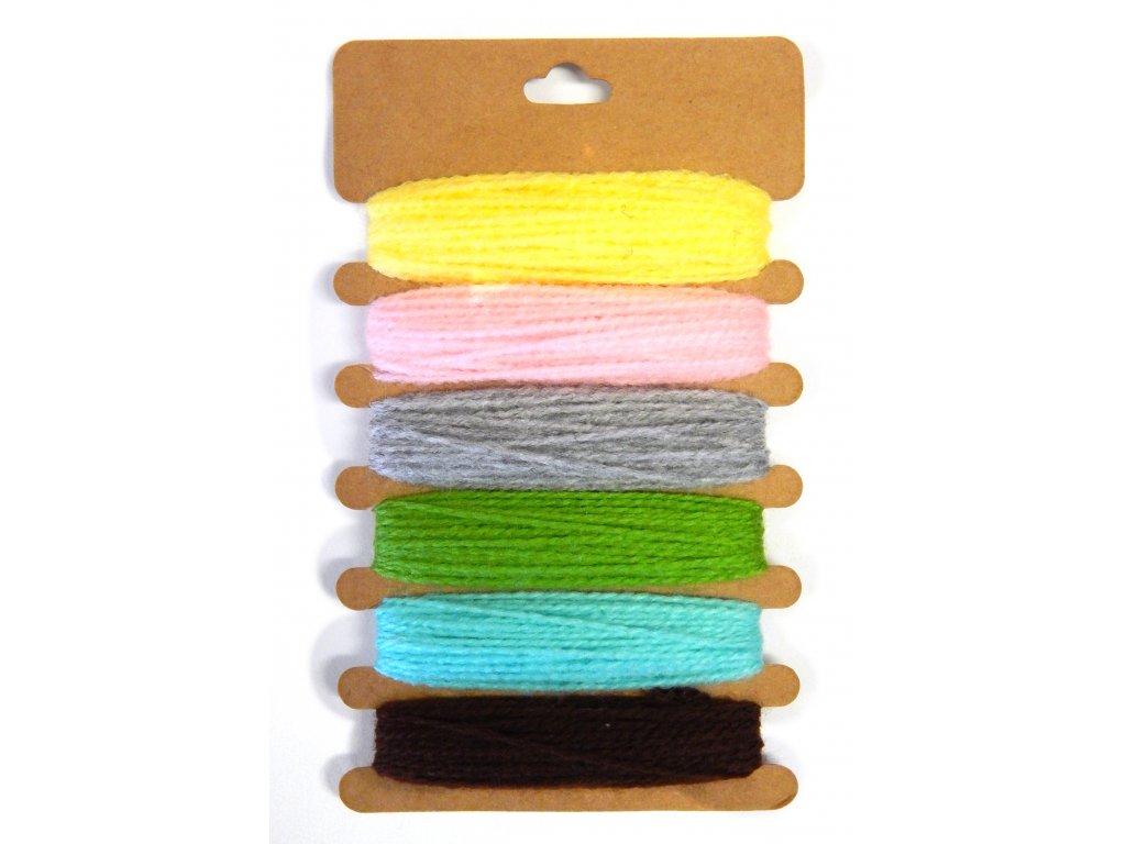 vlna 5 barev