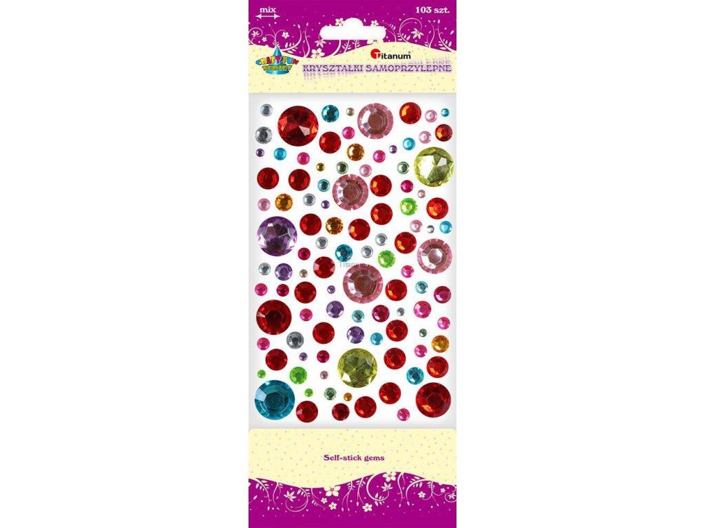 kaminky samolepici mix barev