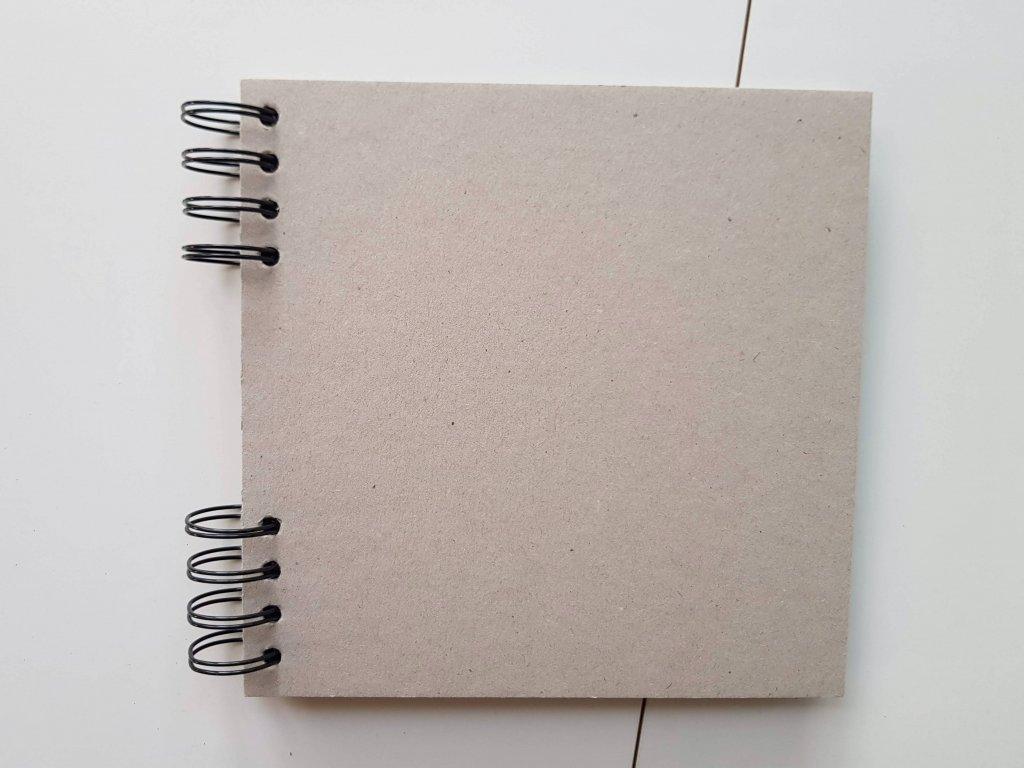 Scrapbook album 17x17