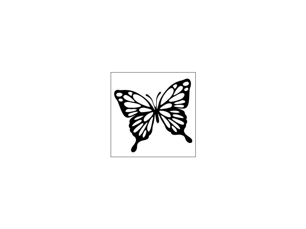 vyr 258 motylek II 10x10
