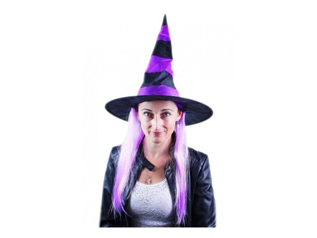 carodejnice klobouk halloween