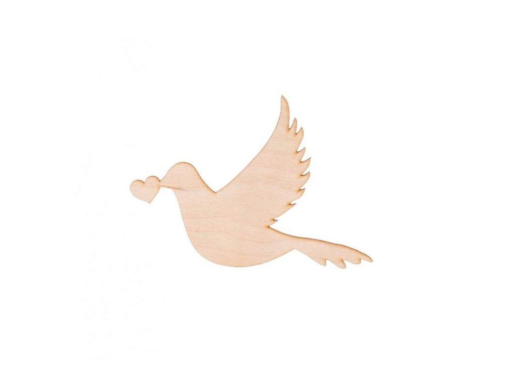 holubicka vyrez z preklizky