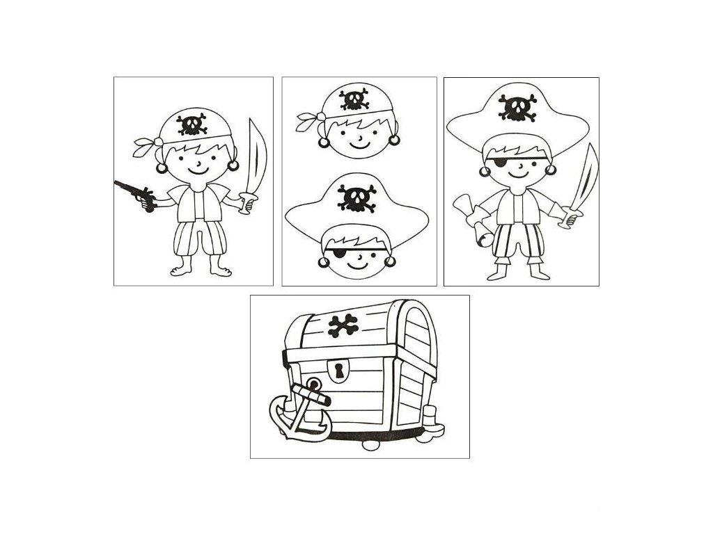 pirat smrstovaci folie
