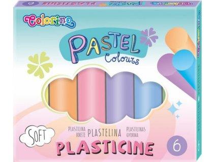 plastelina pastel