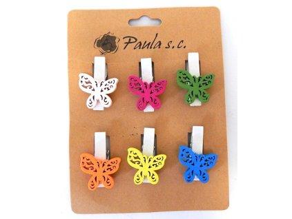 kolicky barevni motylci